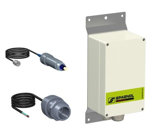 Capteurs EC et pH S-Bus