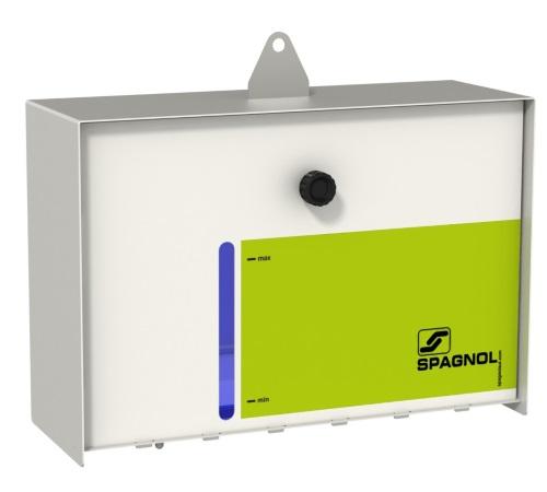 Sonde ambiante de température et d'humidité à bulbe sec / humide. Connexion S-Bus